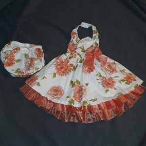 Jessica Ann fancy toddler dress